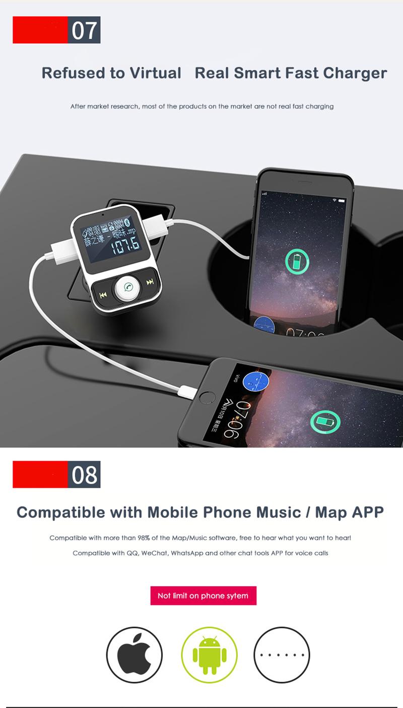 E1354 Bluetooth Car MP3 Player-5
