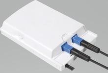 FTTH ODN 2 cores fiber Termination Box ports channels socket Splitter indoor outdoor Optical