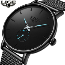 Hot!Relogio Masculino Fashion Mens Watches Top Brand Luxury Ultra-thin Quartz Watch Men Sport Watch erkek kol saati reloj hombre