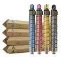 Цветной тонер-картридж MPC4500 совместимый для ricoh MPC3500  MPC4500