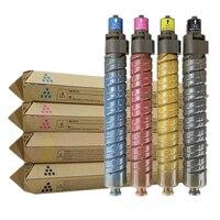 Cartucho de toner de cor compatível para ricoh mpc3500 mpc4500  mpc4500