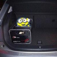 Auto-accessoires Kofferbak Organizer Inklapbare Speelgoed Voedsel Opslag Voor Audi A3 A4 B6 B8 B7 B5 A6 C5 C6 Q5 A5 Q7 TT A1 S3 S4