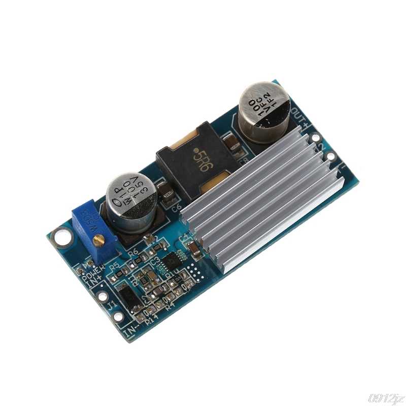 1PC 100W DC-DC Boost Step Up Converter 4-30V to 5-35V 12V 24V 9A Power Supply Module New Drop ship Dls HOmeful