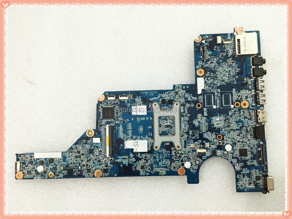 649950-001 for HP pavilion G4 G6 laptop motherboard AMD A60M chipset HD6470//1G