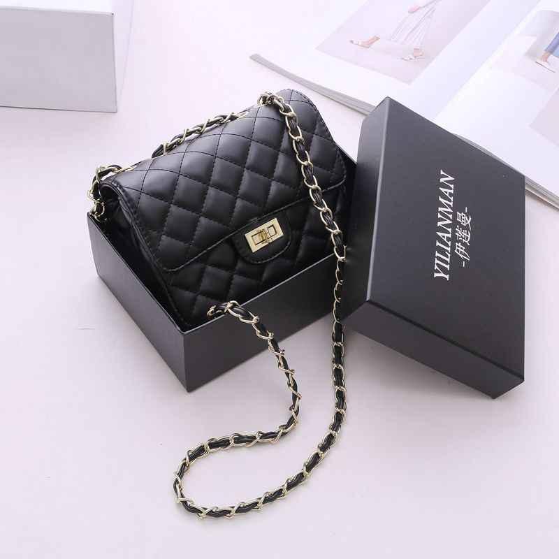 1fe1fe49bf25 2018 New Fashion Women Bag Crossbody Bag Luxury Channels Handbags Women Bags  Designer Handbag with Box
