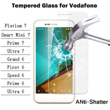 Tempered Glass for Vodafone Smart Prime 6 7 Ultra Speed First 6 Grand 6 Ultra Mini Platinum 7 Screen Protector Guard Glass