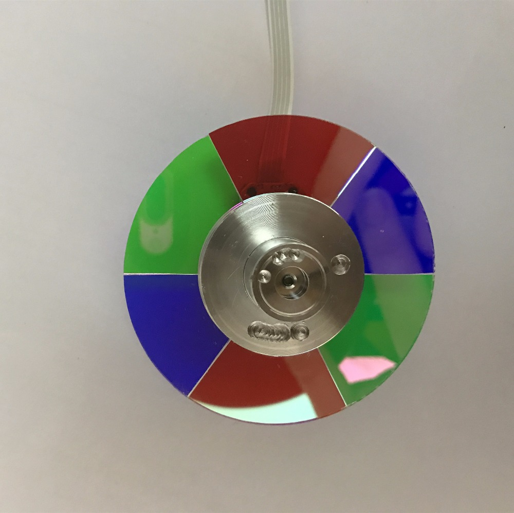 New Good Quality For Optoma Hd82 HD8200 DLP Projector Color Wheel