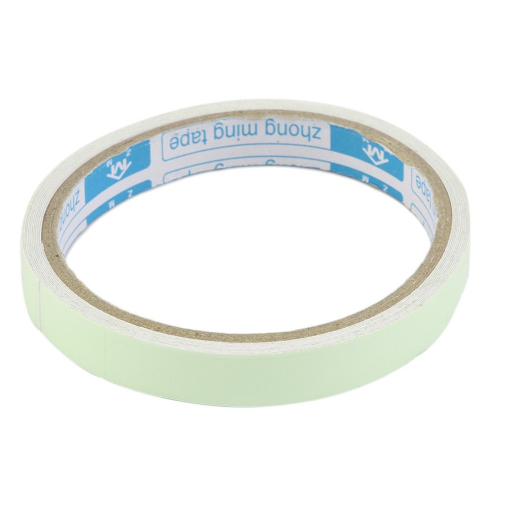 3 Meters Environment-Friendly Tape Self-adhesive Glow In The Dark Safety Stage Home Decorations Warning Tape