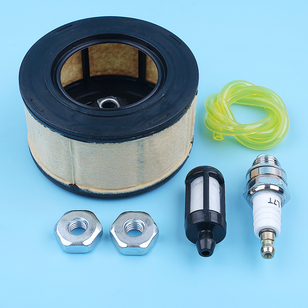 Air Fuel Filter Line Bar Nut Kit For Stihl MS231 MS241 MS251 MS261 MS271 MS291 MS311 MS381 MS391 Chainsaw 1141 120 1604
