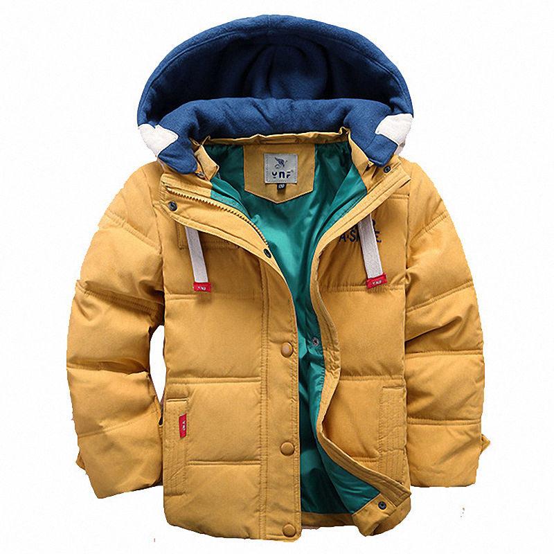 Jungen Jacke Kleidung Kinder Weihnachten Günstige Für Winter 8wmNn0