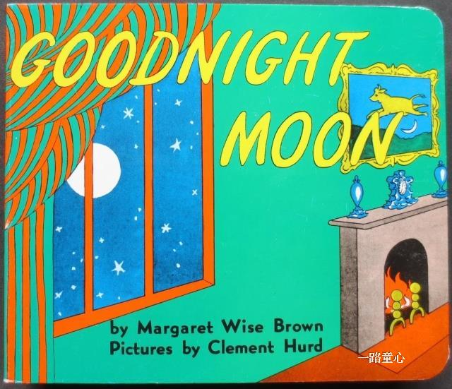 Goodnight Moon English Original Children's Picture Books English Story Books Read Kids Books Libro De Chicos