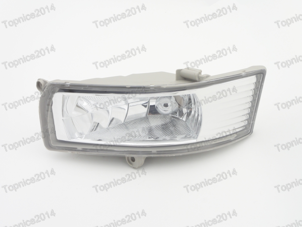 1Pcs Left Side Car Styling Fog Light Fog Lamp For Toyota Camry 2005-2006 car styling left