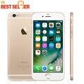 Разблокирована Оригинальный Apple iphone 6 LTE Мобильный Телефон 4.7 экран 8MP/Пикселя Камера ios9 16/64/128 ГБ ROM 1 ГБ ОПЕРАТИВНОЙ ПАМЯТИ, WIFI, GPS Смартфон