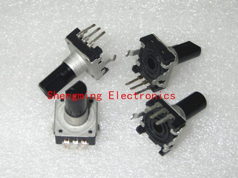 Codificador de áudio ec12 e12, tripé rotativo de 360 graus com 10 peças