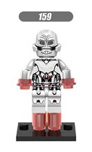 159 Ultron Individual minifigure super hero compatible With Legoe  3D Construction Brick Toy Educational Block toy kit