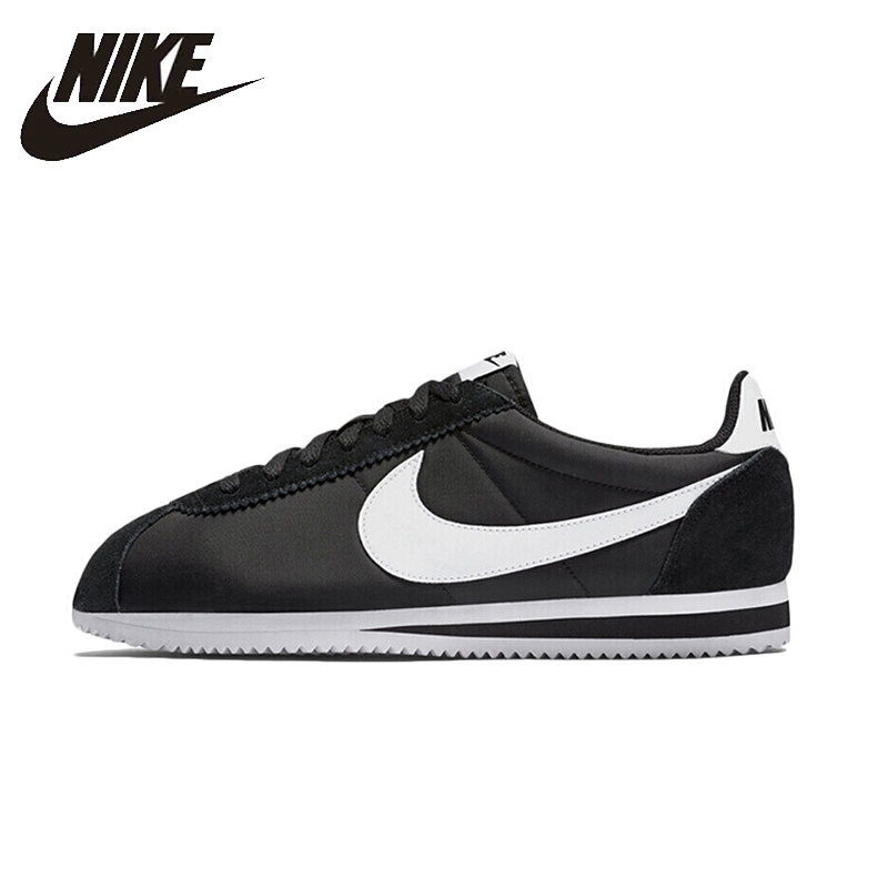 0df70e474492b9 NIKE Classic Cortez Nylon Mens Running Shoes Breathable Stability  Comfortable Support Sports Sneakers For Men Shoes