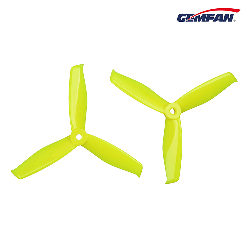 Gemfan Hulkie 5055 3 Blade Mini Propeller RC Drone FPV Racing For Mini RC Multirotor 3 Blade Props 4 Pair/Lot