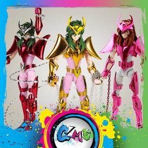 Image 1 - CMT EX Andromeda Shun V3 OCE версия final Cloth EX metal armor отличные игрушки GT EX Bronze Saint Seiya экшн фигурка