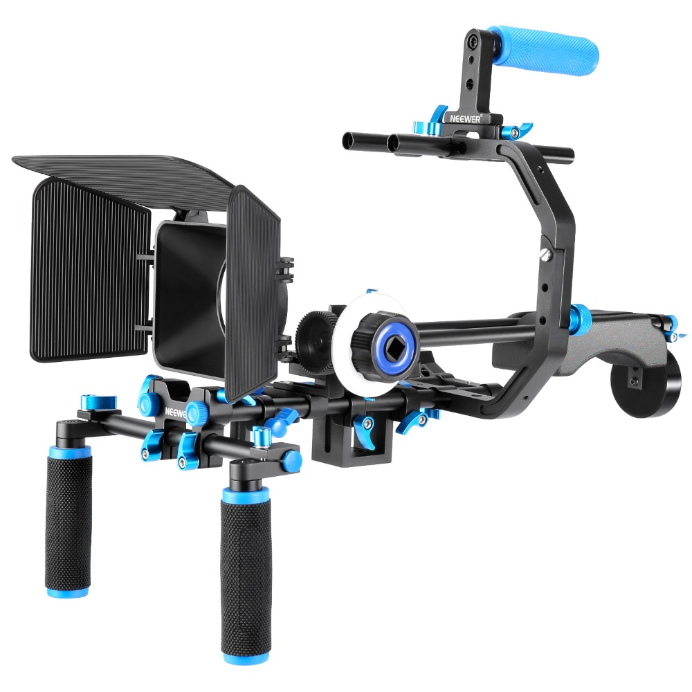 Neewer Film Movie System Kit Video Making System for Canon Nikon Sony other DSLR 1 C