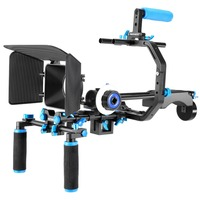 Neewer Film Movie System Kit Video Making System For Canon Nikon Sony And Other DSLR Cameras