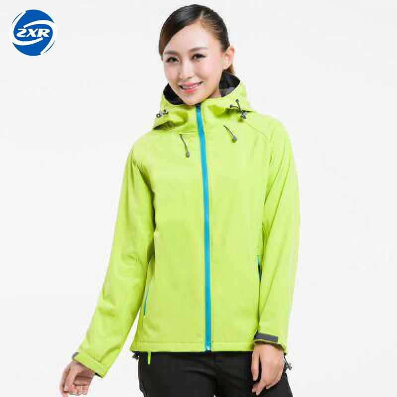 Women Softshell Hiking Jackets Outdoor Camping Coats Thermal Waterproof Windproof Spring Autumn Female Jackets
