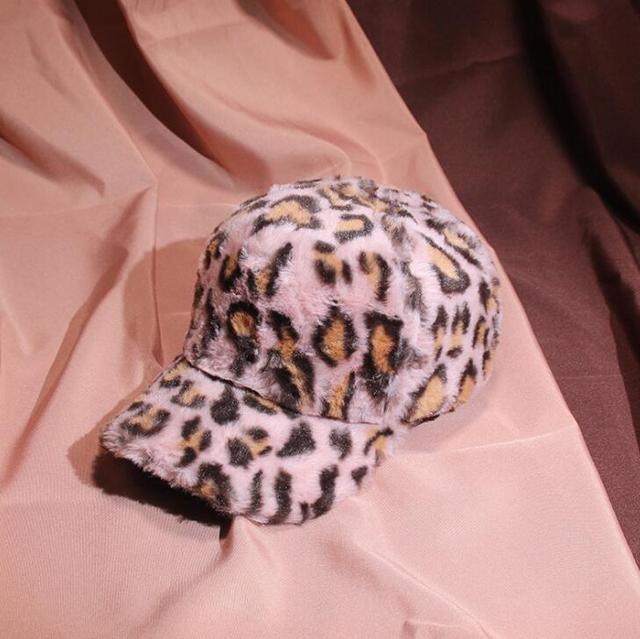 Leopard Baseball Cap Hat...