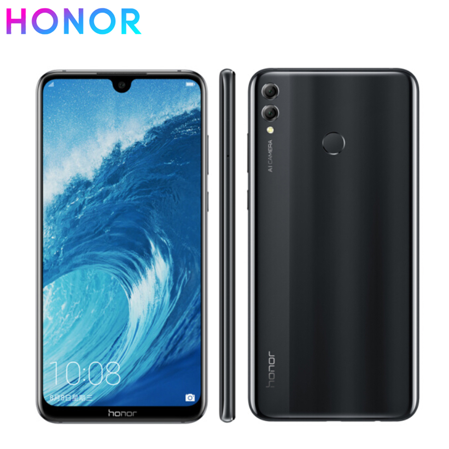 Original Honor 8x Max Mobile Phone 7.12