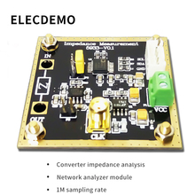 AD5933 Module RF signal source AD9959 signal generator Four-channel DDS  module Performance far exceeds AD9854