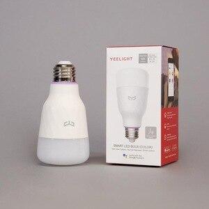 Image 5 - Yeelight スマート led 電球カラフルな白スマート電球用アプリ eu 電球アダプタ