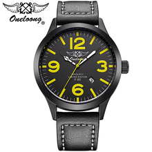 Top Luxury Brand Oneloong Men Quartz Sports Watch Army Military Quartz-watch Clock Waterproof Wrist Men's Relogio Masculino