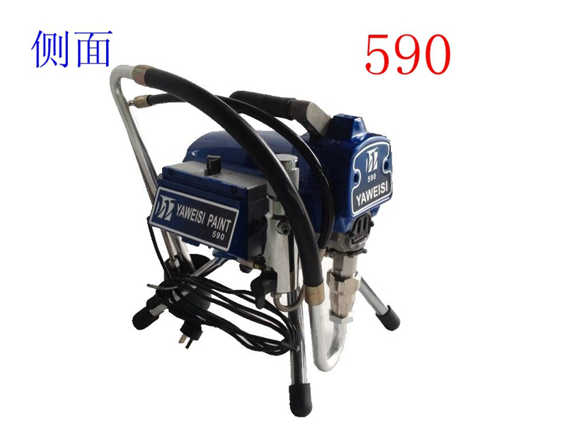 Strong Power 2300w Brushless DC Motor airless paint sprayer Ultra 590 Stand Electric Airless Paint Sprayer with 523 519 tips