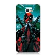 For Samsung Galaxy J7 Prime Case Charming Marvel Avengers Captain America Iron man For Samsung Galaxy J7 Prime 5.5″ Capa Case