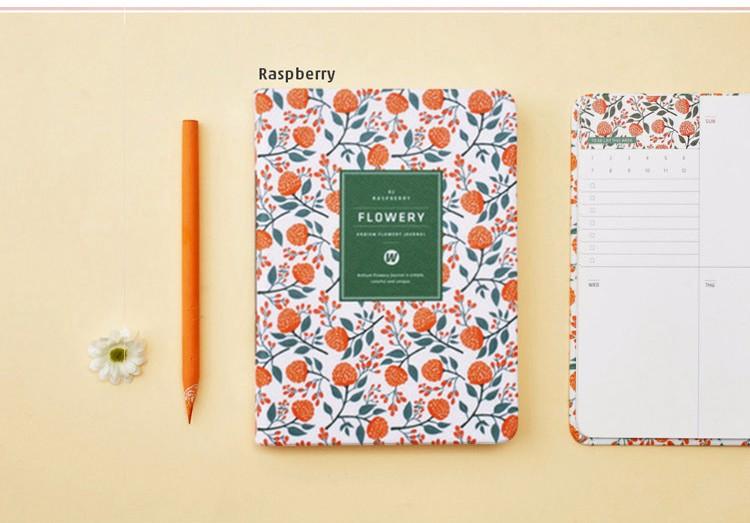 دفتر ملاحطات للطلاب باشكال تطريزية جميلة 7