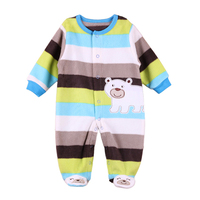 Toddler Baby Rompers Spring Baby Boy Clothing Cartoon Newborn Baby Clothes Roupas Bebe Cotton Baby Girl