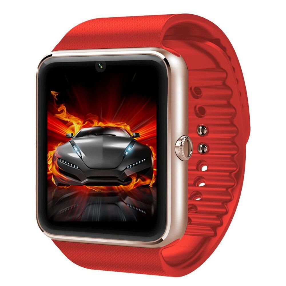 Reloj inteligente SmartWatch GT08 Bluetooth con tarjeta SIM de la - Relojes para hombres - foto 2