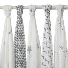 120x120cm  100% Muslin cotton Baby Swaddling Blanket,Newborn Infant Swaddle Towel стоимость
