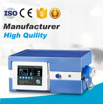 Most Professional Updated SW13 Extracorporal Shock Wave Therapy Machine Pain Treat Compressor 8 Bar Shockwave Equipment
