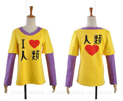 DJ DESIGN No Game No Life Uniform Cosplay Clothing Costume