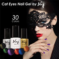 Magnetic Cat Eye Gel Nail Gel Polish 6ML Long-lasting UV Gel Soak-off LED UV Color Gel Varnish