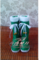 Date A Live Cosplay Anime Boots Lady Party Green Shoes Sexy & Lovely Wear lolita party boots