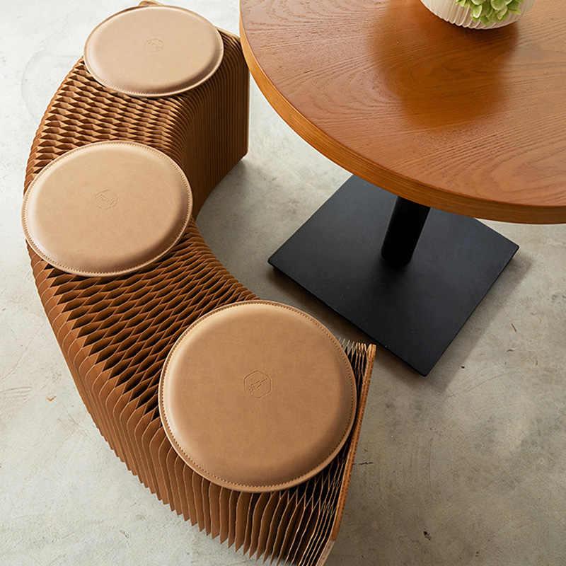 Портативный бытовой журнальный столик, складной столик для хранения гостиной, скамейка для органов, складная бамбуковая мебель для гостиной