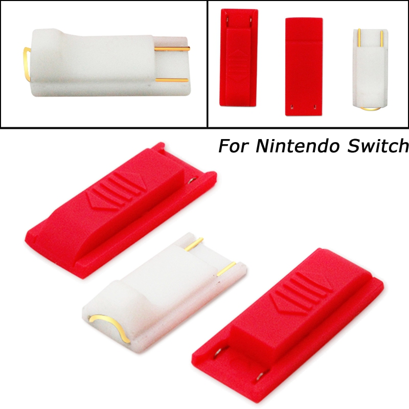 Replacement Switch RCM Joy-Con Jig, RCM (Recovery Mode) Clip Crack Tools RCM Clip Short Connector For Nintendo Switch