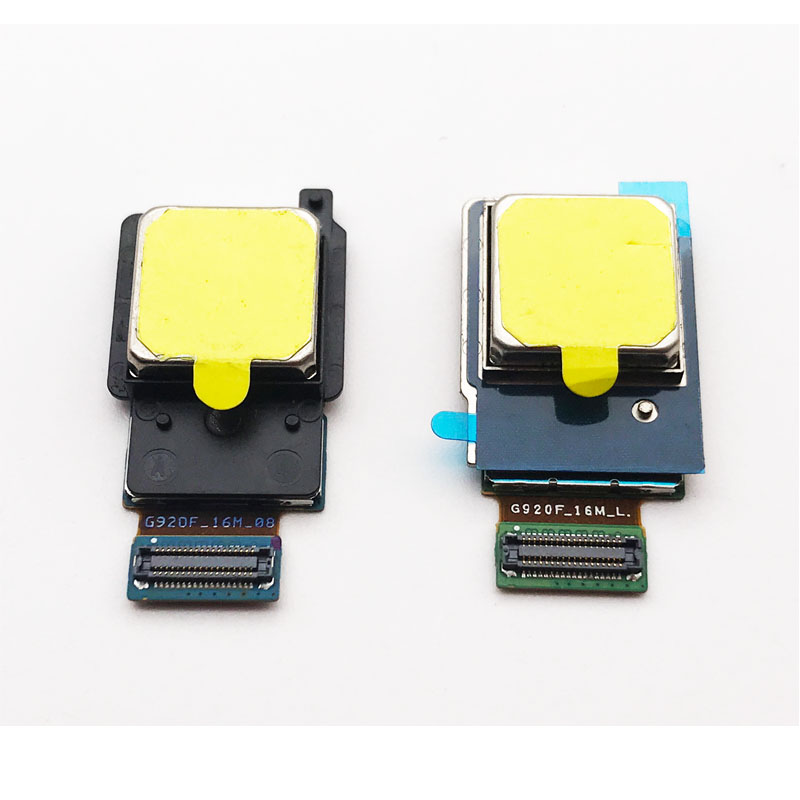 For <font><b>Samsung</b></font> Galaxy <font><b>S6</b></font> G920F Big <font><b>Camera</b></font> Rear Back <font><b>Camera</b></font> <font><b>Module</b></font> Flex Cable Replacement image