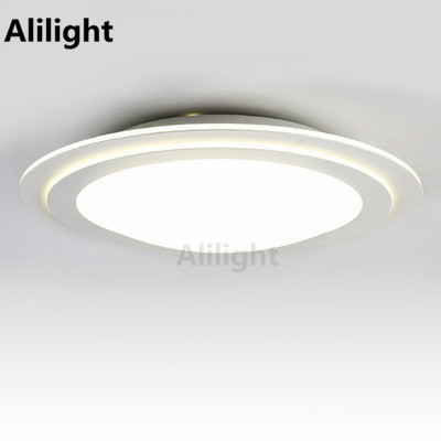 Surface Mount Modern LED Ceiling Lights Living Room Ceiling Lamps  Contemporary Bedroom Flush Mount Lamp Creative