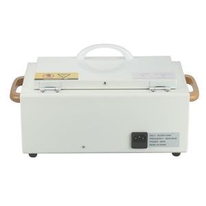 Image 4 - 300w Dry Heat High Temperature UV Sterilizer Box Nail Art Tool Sterilizer Box Hot Air Disinfection Cabinet For Manicure Salon