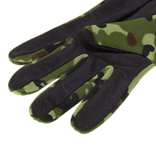 Airsoft Camouflage Hunting Gloves