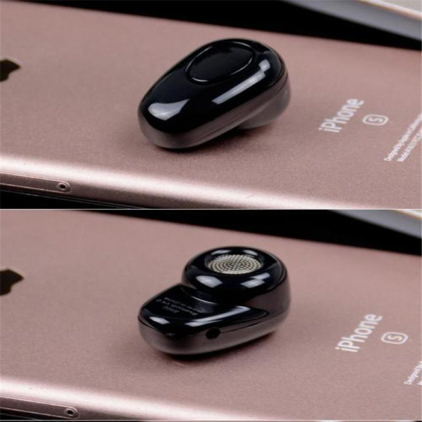 Binmer mini wireless bluetooth estéreo en la oreja los auriculares auricular aur