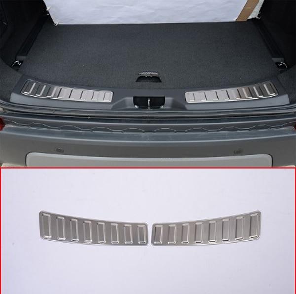 Тот баспайтын болат автомобиль артқы - Автокөліктің ішкі керек-жарақтары - фото 1
