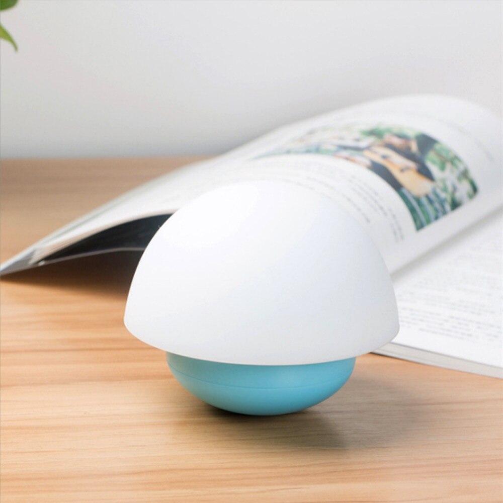Luzes da Noite do bebê/usb portátil dimmable iluminação Features 1 : Mushroom Night Light