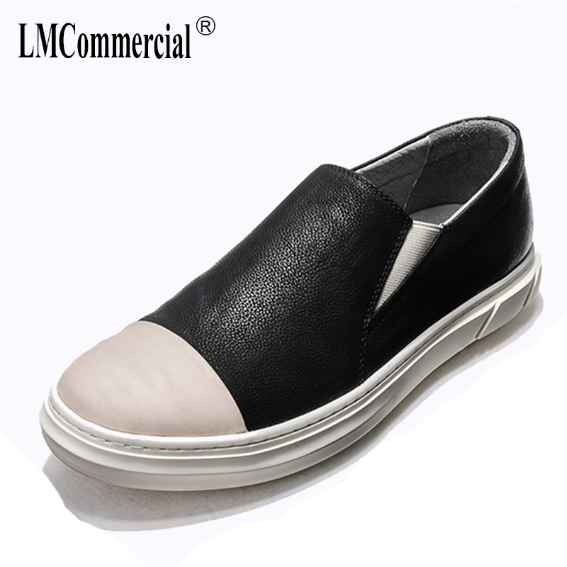men's loafer shoes spring autumn summer Driving shoes men British retro all-match cowhide autumn breathable sneaker casual free shipping suphini customized salsa dance shoes special lady ballroom latin dance shoes